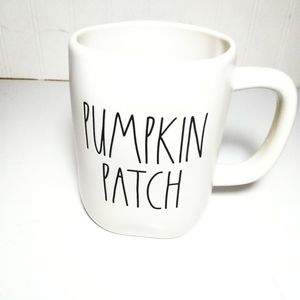 Rae Dunn Pumpkin Patch Mug NEW